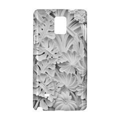 Pattern Motif Decor Samsung Galaxy Note 4 Hardshell Case by BangZart