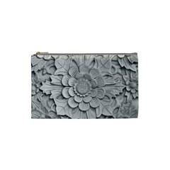 Pattern Motif Decor Cosmetic Bag (small)  by BangZart