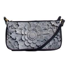 Pattern Motif Decor Shoulder Clutch Bags by BangZart