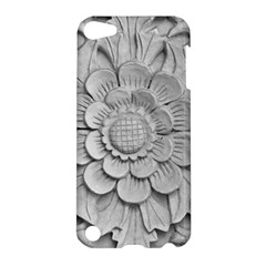 Pattern Motif Decor Apple Ipod Touch 5 Hardshell Case by BangZart