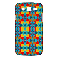 Pop Art Abstract Design Pattern Samsung Galaxy Mega 5 8 I9152 Hardshell Case  by BangZart