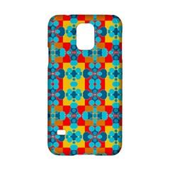 Pop Art Abstract Design Pattern Samsung Galaxy S5 Hardshell Case