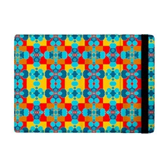 Pop Art Abstract Design Pattern Ipad Mini 2 Flip Cases by BangZart