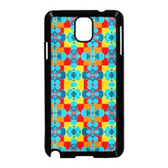 Pop Art Abstract Design Pattern Samsung Galaxy Note 3 Neo Hardshell Case (black)