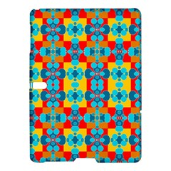 Pop Art Abstract Design Pattern Samsung Galaxy Tab S (10 5 ) Hardshell Case  by BangZart
