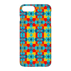 Pop Art Abstract Design Pattern Apple Iphone 7 Plus Hardshell Case by BangZart
