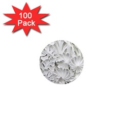 Pattern Motif Decor 1  Mini Magnets (100 Pack)
