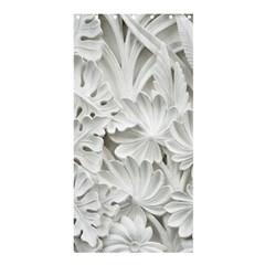 Pattern Motif Decor Shower Curtain 36  X 72  (stall)  by BangZart