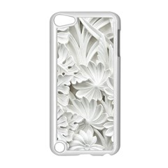 Pattern Motif Decor Apple Ipod Touch 5 Case (white) by BangZart