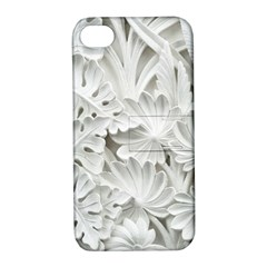 Pattern Motif Decor Apple Iphone 4/4s Hardshell Case With Stand by BangZart