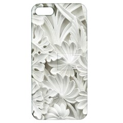 Pattern Motif Decor Apple Iphone 5 Hardshell Case With Stand by BangZart