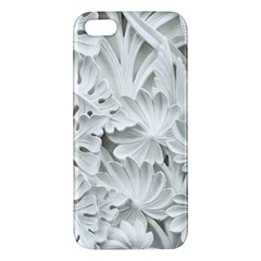 Pattern Motif Decor Iphone 5s/ Se Premium Hardshell Case by BangZart