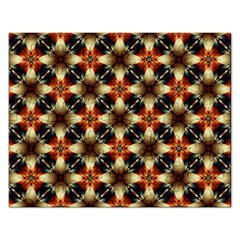Kaleidoscope Image Background Rectangular Jigsaw Puzzl