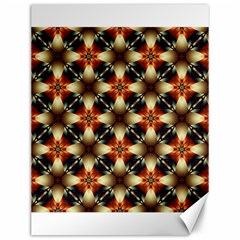 Kaleidoscope Image Background Canvas 12  X 16   by BangZart