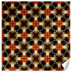 Kaleidoscope Image Background Canvas 16  X 16   by BangZart