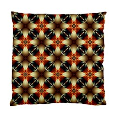Kaleidoscope Image Background Standard Cushion Case (two Sides) by BangZart