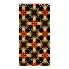 Kaleidoscope Image Background Shower Curtain 36  X 72  (stall)  by BangZart
