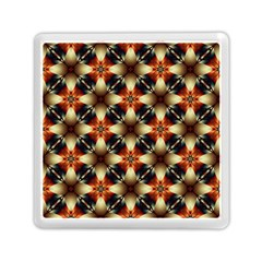 Kaleidoscope Image Background Memory Card Reader (square)