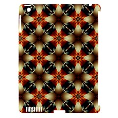 Kaleidoscope Image Background Apple Ipad 3/4 Hardshell Case (compatible With Smart Cover) by BangZart