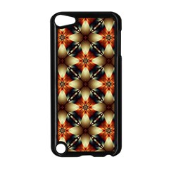 Kaleidoscope Image Background Apple Ipod Touch 5 Case (black) by BangZart