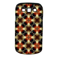 Kaleidoscope Image Background Samsung Galaxy S Iii Classic Hardshell Case (pc+silicone)