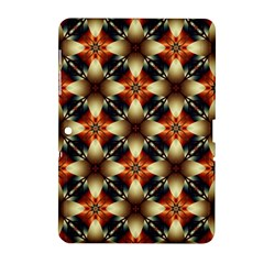 Kaleidoscope Image Background Samsung Galaxy Tab 2 (10 1 ) P5100 Hardshell Case  by BangZart