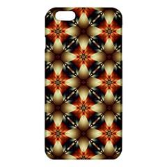 Kaleidoscope Image Background Iphone 6 Plus/6s Plus Tpu Case