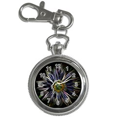 Flower Structure Photo Montage Key Chain Watches by BangZart