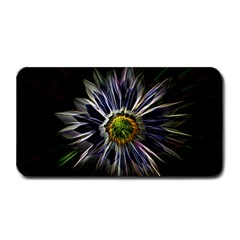 Flower Structure Photo Montage Medium Bar Mats by BangZart