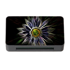 Flower Structure Photo Montage Memory Card Reader With Cf