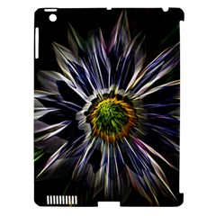 Flower Structure Photo Montage Apple Ipad 3/4 Hardshell Case (compatible With Smart Cover) by BangZart