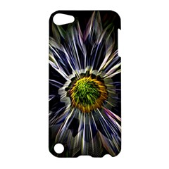 Flower Structure Photo Montage Apple Ipod Touch 5 Hardshell Case by BangZart
