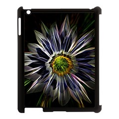 Flower Structure Photo Montage Apple iPad 3/4 Case (Black) by BangZart
