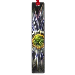 Flower Structure Photo Montage Large Book Marks by BangZart