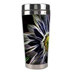 Flower Structure Photo Montage Stainless Steel Travel Tumblers by BangZart