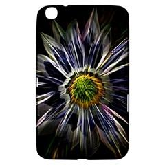 Flower Structure Photo Montage Samsung Galaxy Tab 3 (8 ) T3100 Hardshell Case