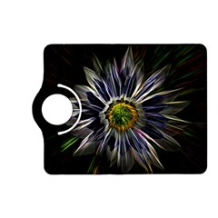 Flower Structure Photo Montage Kindle Fire Hd (2013) Flip 360 Case by BangZart