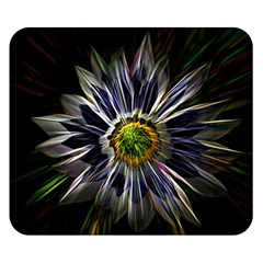 Flower Structure Photo Montage Double Sided Flano Blanket (small)  by BangZart