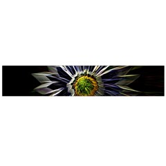 Flower Structure Photo Montage Flano Scarf (large) by BangZart