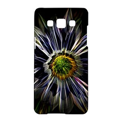 Flower Structure Photo Montage Samsung Galaxy A5 Hardshell Case
