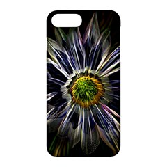 Flower Structure Photo Montage Apple Iphone 7 Plus Hardshell Case