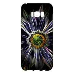 Flower Structure Photo Montage Samsung Galaxy S8 Plus Hardshell Case  by BangZart