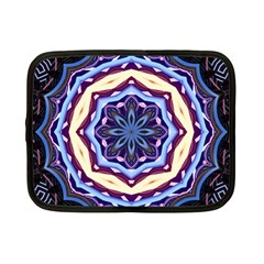 Mandala Art Design Pattern Netbook Case (small)  by BangZart