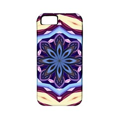 Mandala Art Design Pattern Apple Iphone 5 Classic Hardshell Case (pc+silicone) by BangZart