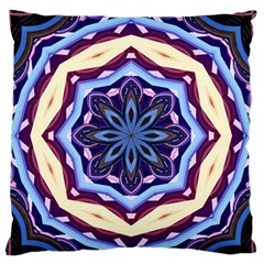 Mandala Art Design Pattern Standard Flano Cushion Case (one Side) by BangZart