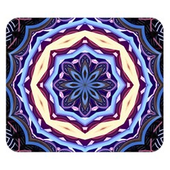 Mandala Art Design Pattern Double Sided Flano Blanket (small)  by BangZart
