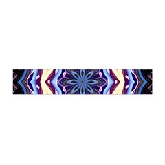Mandala Art Design Pattern Flano Scarf (mini)