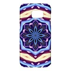 Mandala Art Design Pattern Samsung Galaxy S7 Edge Hardshell Case
