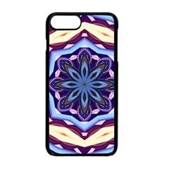 Mandala Art Design Pattern Apple Iphone 7 Plus Seamless Case (black) by BangZart