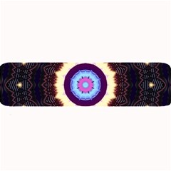 Mandala Art Design Pattern Large Bar Mats by BangZart